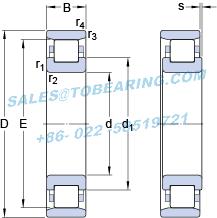 CRL10A SKF Cylindrical Roller Bearing Single Row